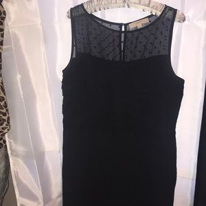 LOFT Woman's Black Dress Size 14